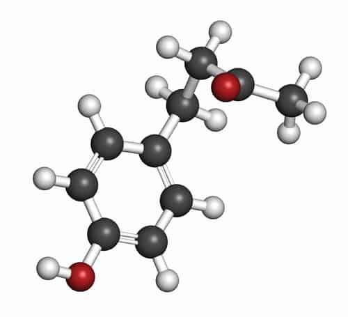 Raspberry Ketones Molecular Structure
