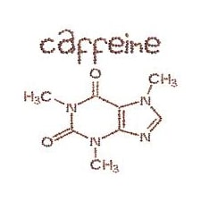 picture of caffeine