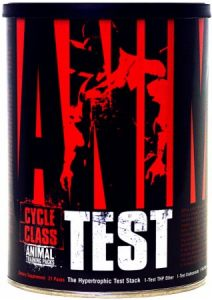 Universal Nutrition Animal Test testosterone booster