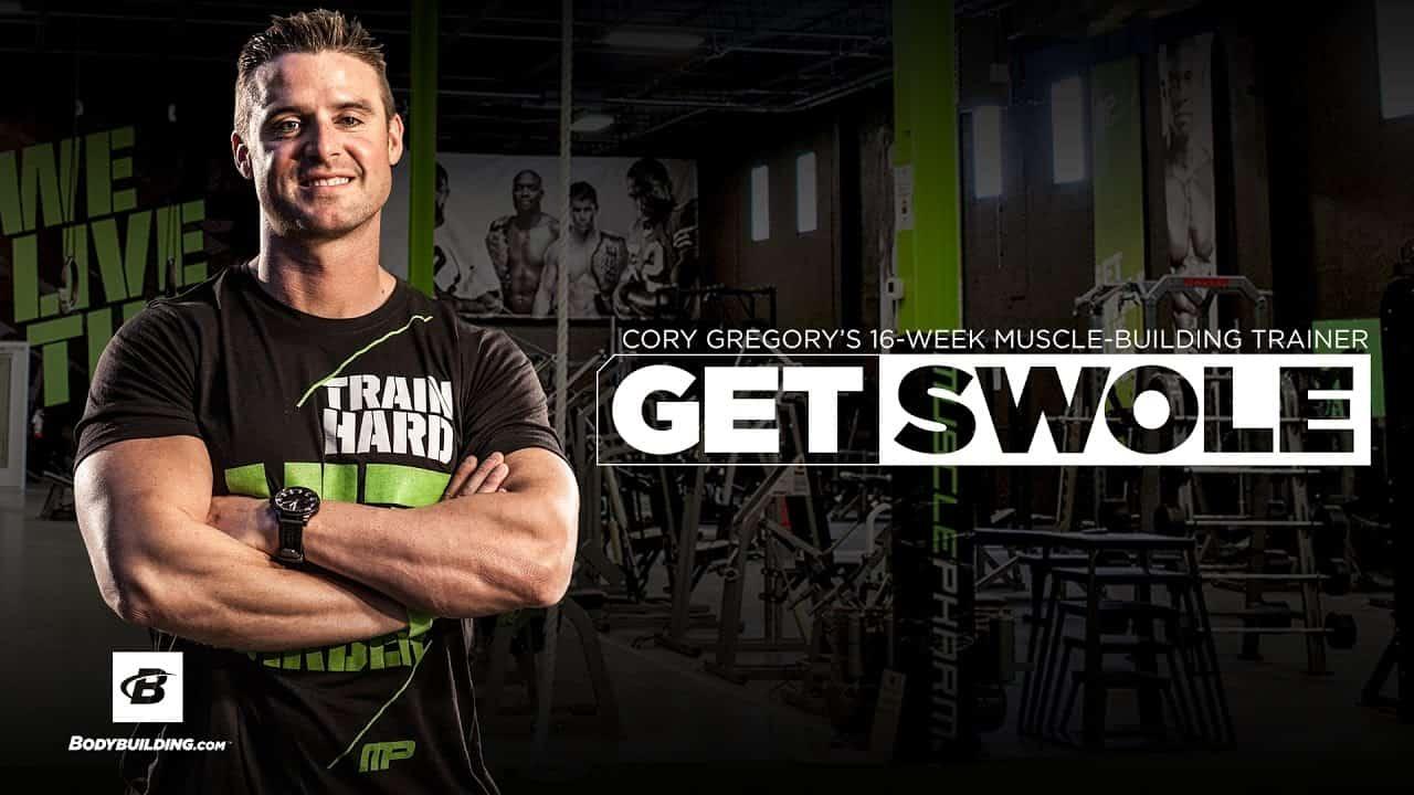 Cory Gregory Get Swole Workout Program