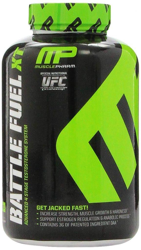Battle Fuel XT testosterone booster from Muscle Pharm