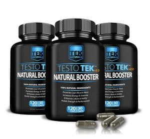 TestoTEK Testosterone Booster