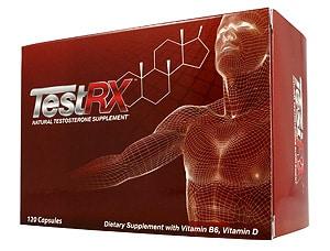testosterone boosting TestRX