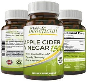 Purely Beneficial Apple Cider Vinegar