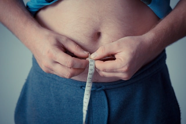 how to lose inches of fat from your belly