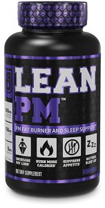 fat burning diet pill Lean PM sleep support