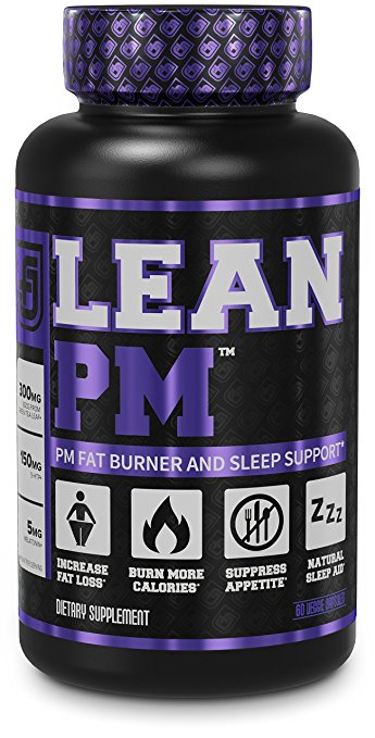 Nighttime Fat Burner, Sleep Aid, And