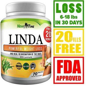 Linda Herbal Diet Supplements For Women Men 2018 Review