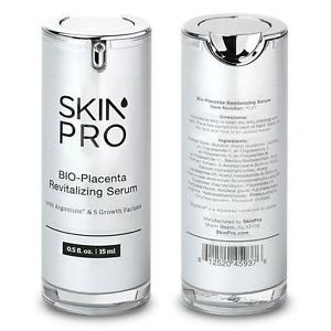 Revitalizing Anti-Aging BIO-Placenta Serum from SkinPro with