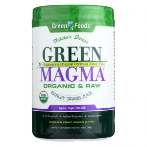 Green Magma from Green Foods
