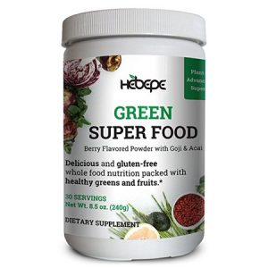 Green Super Food from Hebepe