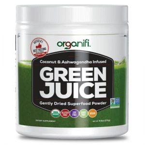 Green Juice from Organifi