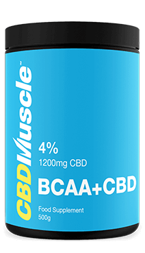 BCAA+CBD Supplement from CBD Muscle