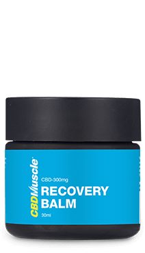 CBD Recovery Balm from CBD Muscle