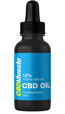 CBD Recovery Oil from CBD Muscle