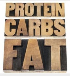 how to count macronutrients