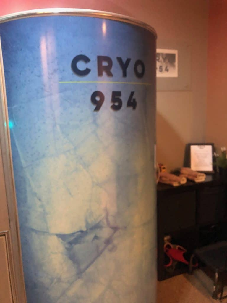 cryo 954 review